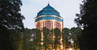 Mövenpick Hotel Hamburg - Hamburg - Bygning