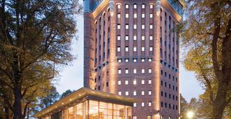 Mövenpick Hotel Hamburg - Hampuri - Rakennus
