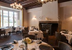 Clos St Eloi, The Originals Relais (Relais du Silence) - Thiers - Restaurant