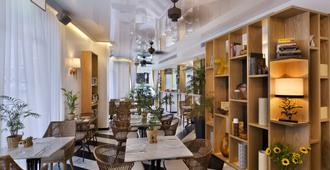Brown Beach House by Brown Hotels - Tel Aviv - Restaurante