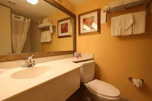 亞利桑那河濱公園酒店 - 土桑 - 土桑 - 浴室