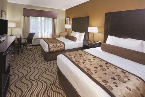 南本德拉昆塔套房酒店 - 南彎 - 南本德 - 臥室