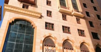 Rotana Al Mesk Hotel - Medina - Building