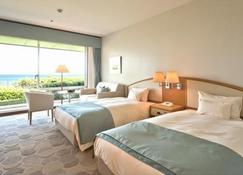 Kannonzaki Keikyu Hotel - Yokosuka - Habitación