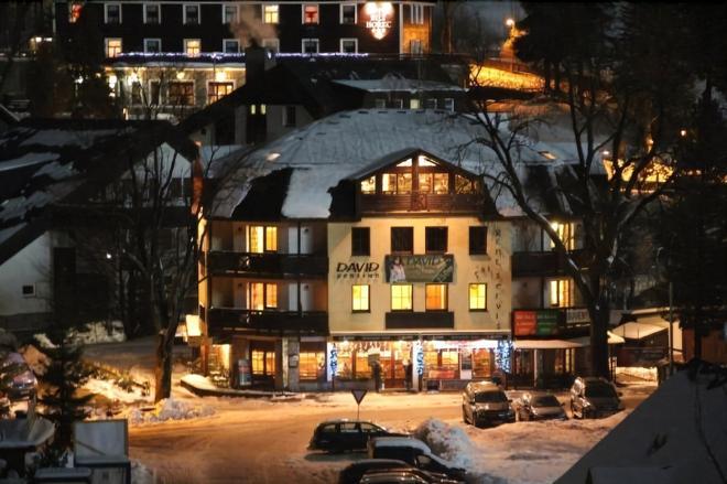 David Wellness Hotel - Harrachov - Bygning
