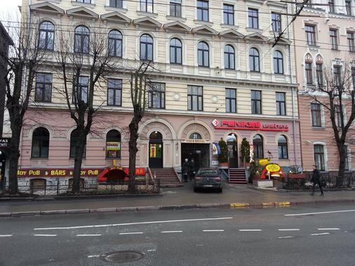 Tiger hostel - Riga