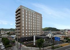 Hotel Route-Inn Hita Ekimae - Hita - Gebäude