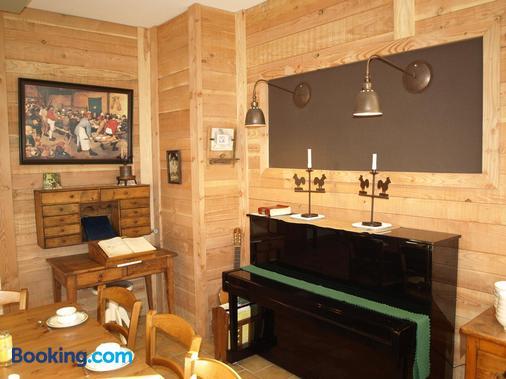 Arcanson - Autrans-Méaudre-en-Vercors - Kitchen