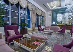 Rixos President Astana - Nur-Sultan - Lobby
