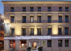 Best Western Hotel de la Breche - Niort - Κτίριο