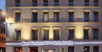 Best Western Hotel de la Breche - Niort - Edificio