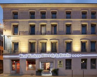 Best Western Hotel de la Breche - Niort - Building