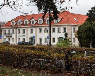 Hotel Rozbicki - Włocławek - Building