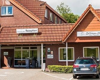 Hotel Ostfriesen-Hof - Leer - Gebouw