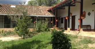 Die Sonne Hospedería - Villa de Leyva - Exterior