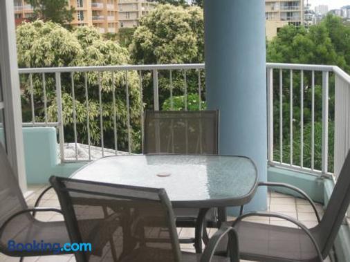 Fairthorpe Apartments - Brisbane - Ban công