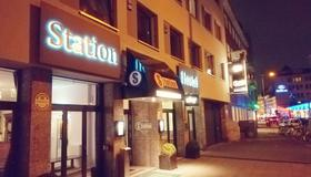 Station Hostel For Backpackers - Cologne - Building