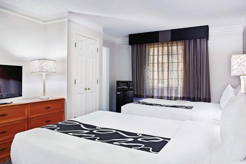 La Quinta Inn Champaign - Champaign - Bedroom