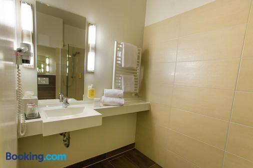 Montana Hotel Ellwangen - Ellwangen - Bathroom
