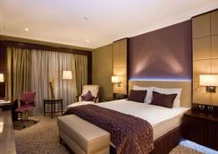 Kharkiv Palace Hotel - Kharkiv - Bedroom