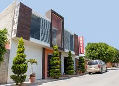 Hotel Las Torres - Tehuacán - Gebouw