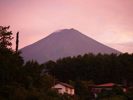 Kikkake Green And Mt.Fuji - Hostel - Fujiyoshida - Outdoors view