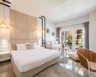 Minthi Boutique Apartments - Ханіоті - Спальня