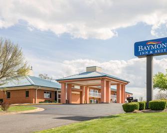 Baymont by Wyndham Warrenton - Warrenton - Gebouw