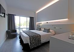 Hotel Pamplona - Thành phố Palma de Mallorca - Phòng ngủ
