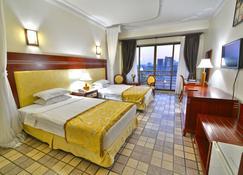 Hotel Africana - Kampala - Sypialnia
