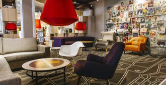 Scandic Helsingborg Nord - Helsingborg - Lounge