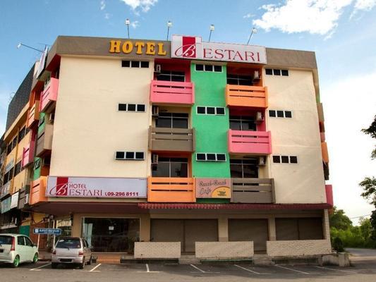 Hotel Sri Semantan - Temerloh - Building