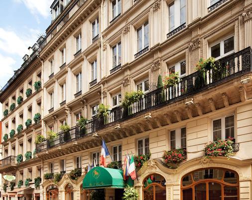 Hotel L'Horset Opera BW Premier Collection - Paris - Toà nhà