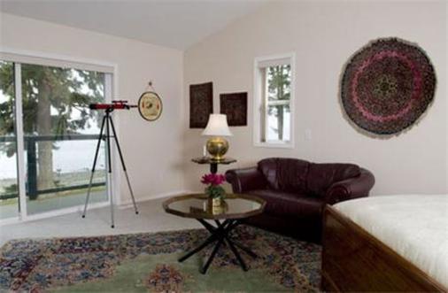 Belle Vue Bed and breakfast - Courtenay - Living room