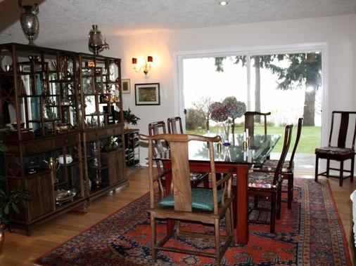 Belle Vue Bed and breakfast - Courtenay - Dining room
