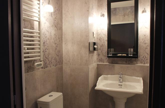 Best Western Hotel Litteraire Gustave Flaubert - Rouen - Bathroom