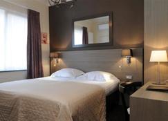 Hotel Albert I - Bruges - Bedroom