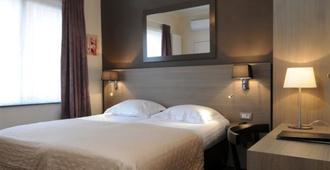 Hotel Albert I - Μπριζ - Κρεβατοκάμαρα