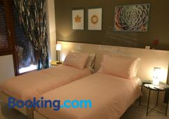 Bernina Express Rooms - Tirano - Bedroom