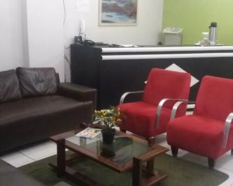 Hotel Veneza - Garanhuns - Sala de estar