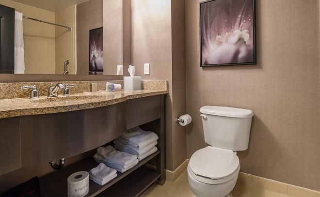 TRYP By Wyndham Savannah Downtown/Historic District - Savannah - Bathroom