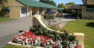 Commodore Court Motel - Blenheim - Outdoor view