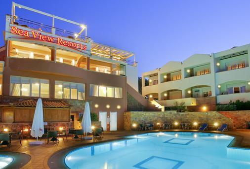 Sea View Resorts & Spa - Karfas - Pool