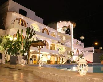 Hotel San Jorge Residencial - Pisco - Building