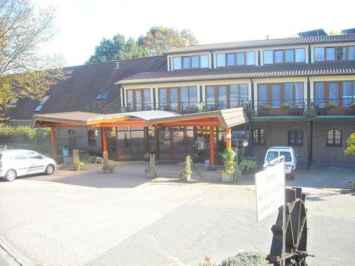 Hotel De Watermolen - Bocholt - Gebäude