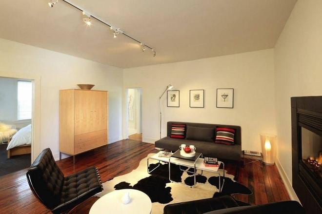 Cottages At Healdsburg - Healdsburg - Living room