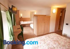Vallechiara - Bormio - Bedroom