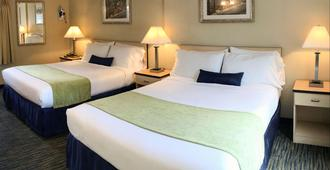 Napa Discovery Inn - Napa - Bedroom