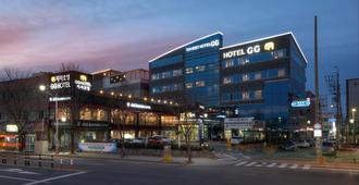 Gyeongju Tourist Hotel GG - Gyeongju - Edificio