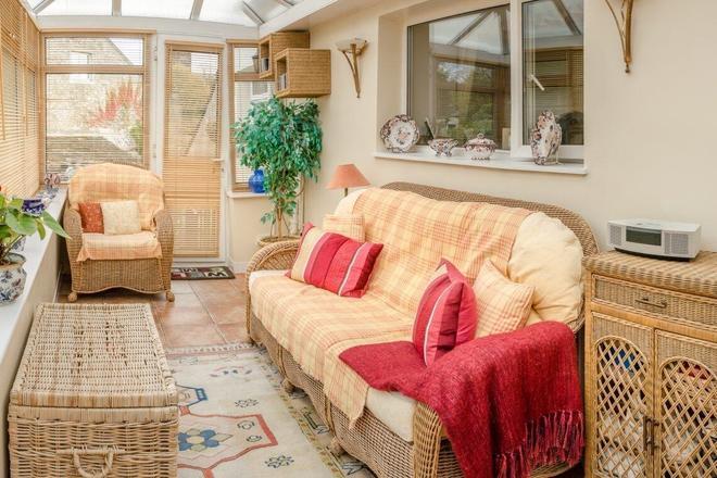 Raikes Barn - Skipton - Living room